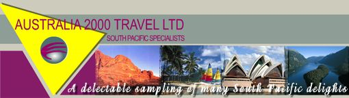 travel packages for travel to Australia, New Zealand & the south pacific