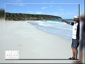 Kangaroo Island Secluded Beaches - Click for a larger Image